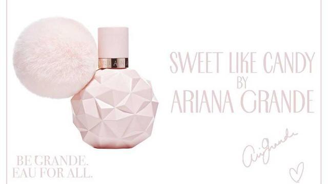 Ilyen illata van Ariana Grande új parfümjének!