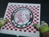 Tini Nindzsa Teknőcök | Pizza arc