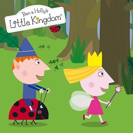 Ben és Holly Apró Királysága