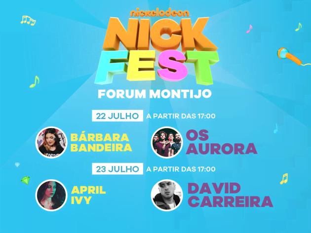 SABE TUDO SOBRE O NICK FEST AQUI!