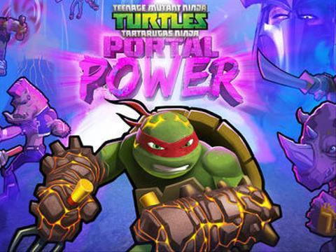 Tartarugas Ninja: Portal Power