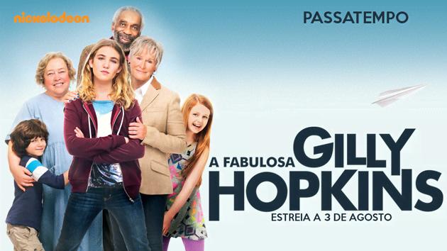 TERMINADO: Ganha convites para a estreia de 'A Fabulosa Gilly Hopkins'!