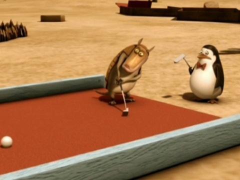 Os Pinguins de Madagáscar: Mr. Tux