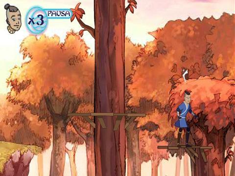 Avatar: Sarilhos no Alto da Árvore