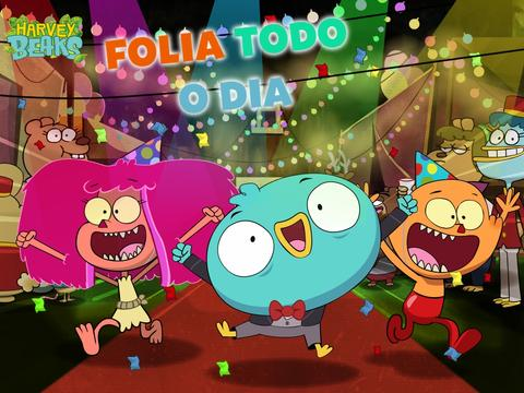 Harvey Beaks: Folia Todo o Dia