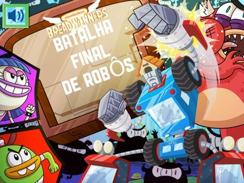 BATALHA FINAL DE ROBÔS
