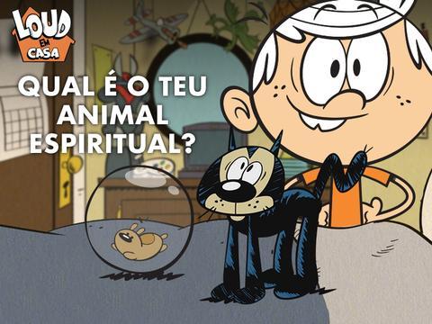 Qual é o teu animal espiritual?