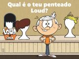 Loud em Casa: Qual é o teu penteado Loud?