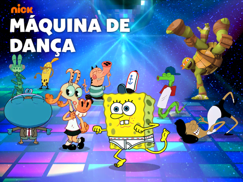 Nickelodeon: Máquina de Dança
