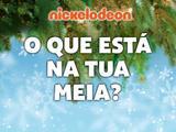 Nickelodeon: O Que Está Na Tua Meia?