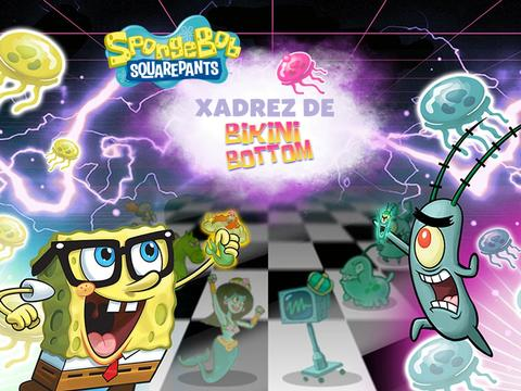 SpongeBob SquarePants: Xadrez de Bikini Bottom