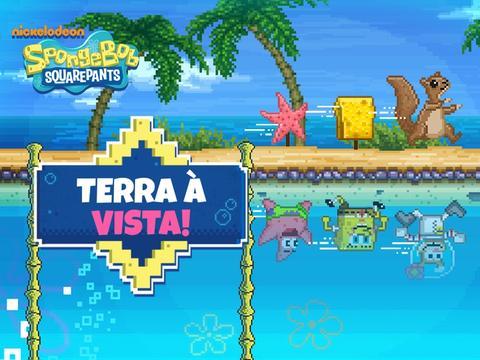 SpongeBob SquarePants: Terra à Vista!