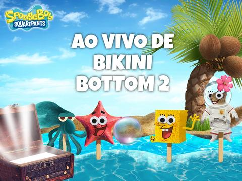 Ao vivo de Bikini Bottom 2