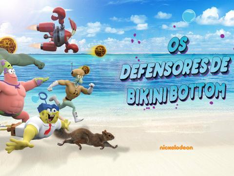 SpongeBob SquarePants: Defensores de Bikini Bottom
