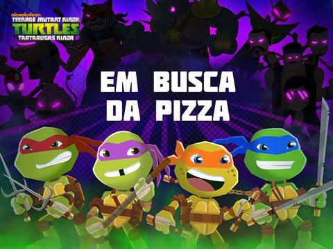 Tartarugas Ninja: Em Busca da Pizza