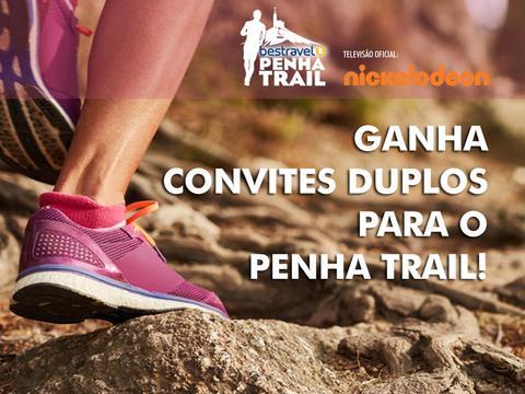 Ganha convites duplos para o Penha Trail