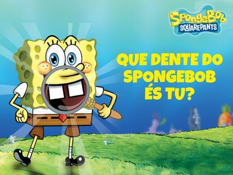 SpongeBob SquarePants: Que Dente do SpongeBob És Tu?