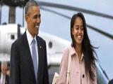 Malia Obama é aprovada para entrar na universidade