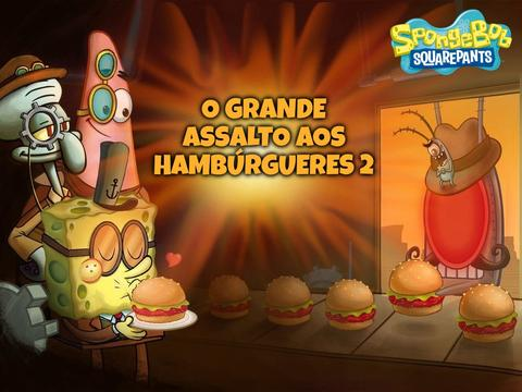 SpongeBob SquarePants: O Grande Assalto aos Hambúrgeres 2