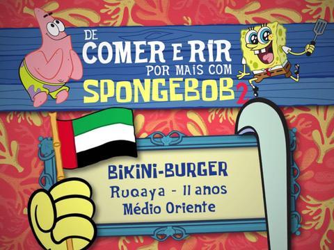 De Comer e Rir Por Mais Com SpongeBob 2: Bikini Burger