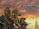 Chegou o filme 'Tartarugas Ninja: Romper das Sombras'