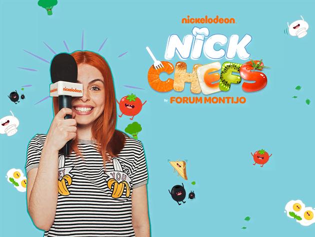 Vê todos os episódios e receitas do Nick Chefs aqui!