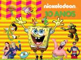 O Nickelodeon comemora 10 anos!