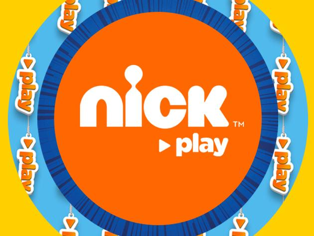 CHEGOU A NICK PLAY!