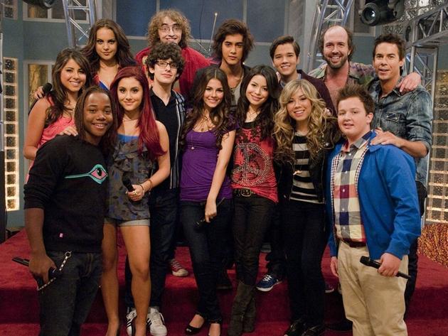 10 sinais de que cresceste a ver o Nickelodeon