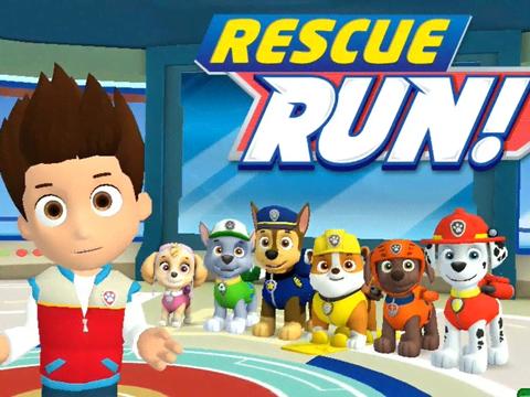 Patrulha Pata: Rescue Run