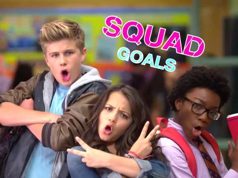 100 Coisas Para Fazer Antes do Secundário: Squad Goals