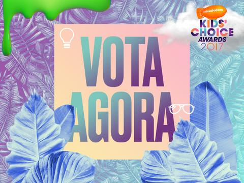 Vota nos Kids' Choice Awards 2017!