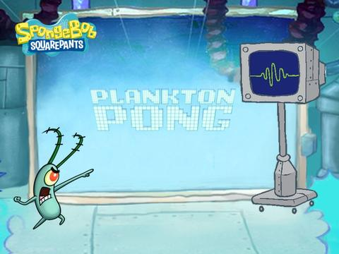 SpongeBob SquarePants: Plankton Pong