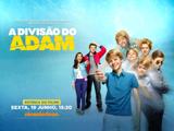 «A Divisão de Adam» no Nickelodeon