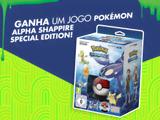 TERMINADO: Ganha o jogo Pokémon Alpha Sapphire para a Nintendo 3DS
