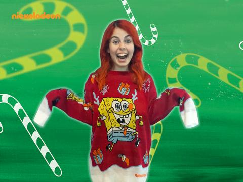 TERMINADO: Ganha uma camisola de Natal Nickelodeon!