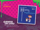 """TERMINADO: Ganha um livro """"Um Dia no Hospital dos Pequeninos""""!"""