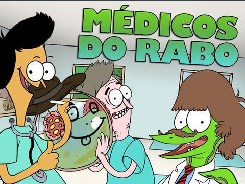 Sanjay & Craig: Médicos do Rabo