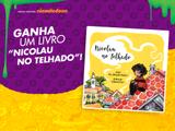 """TERMINADO: Ganha um livro """"Nicolau no Telhado""""!"""
