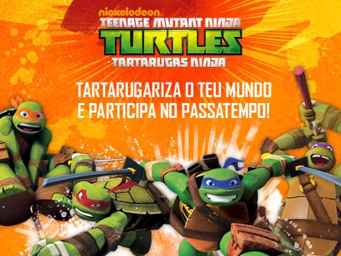 Vê a galeria de fotos da #TARTARUGARIZAÇÃO!