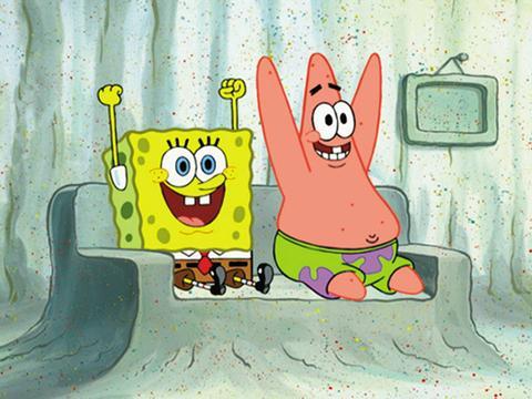 5 lecţii de viaţă de la SpongeBob