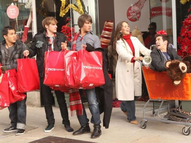 Sărbătoreşte Crăciunul cu Big Time Rush