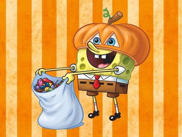 Maraton de Halloween la Nickelodeon!
