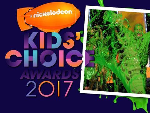 KCA 2017 - Și în anul acesta vom decerna premiile Nickelodeon!
