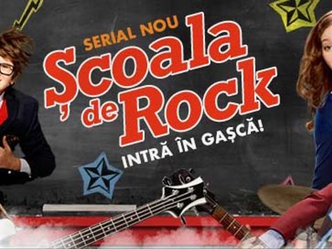 Școala de rock: un nou serial la Nicleodeon făcut pe baza filmului de succes
