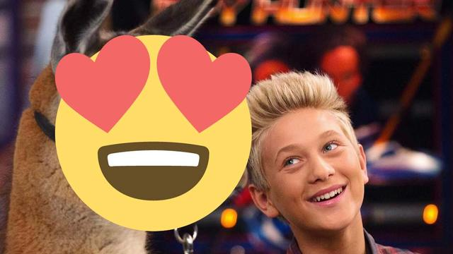 Invitatul special la Game Shakers!