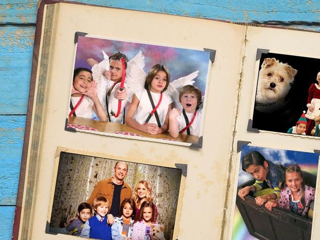 Cele mai amuzante poze ale familiei Harper