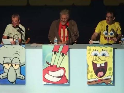 Vocile personajelor din SpongeBob!