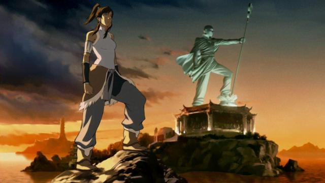 Трейлер «Аватар: Легенда о Корре»!