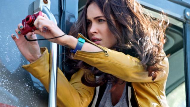 Меган Фокс сыграла Эйприл О'Нил в новой экранизации «Черепашек-ниндзя»
